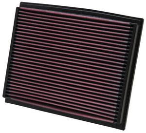 Filtr powietrza wk�adka K&N AUDI A4 3.0L - 33-2209
