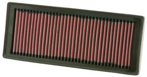 Filtr powietrza wk�adka K&N AUDI A4 1.8L - 33-2945