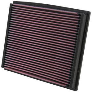 Filtr powietrza wkładka K&N AUDI A6 3.0L - 33-2125