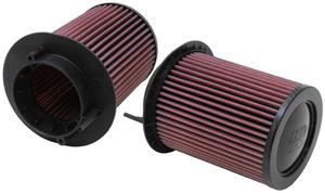 Filtr powietrza wkładka K&N AUDI R8 4.2L - E-0668