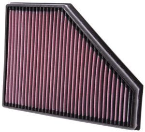 Filtr powietrza wk�adka K&N BMW 118d 2.0L Diesel - 33-2942