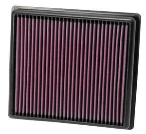Filtr powietrza wk�adka K&N BMW 120d 2.0L Diesel - 33-2990