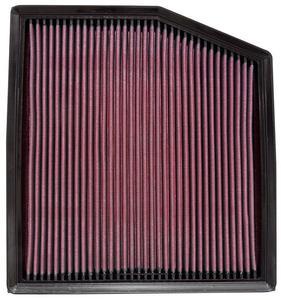 Filtr powietrza wkładka K&N BMW 335i xDrive Coupe 3.0L - 33-2458