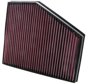Filtr powietrza wk�adka K&N BMW 635d 3.0L Diesel - 33-2943
