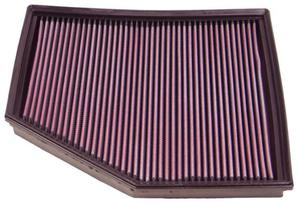 Filtr powietrza wk�adka K&N BMW 650i 4.8L - 33-2294