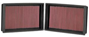 Filtr powietrza wkładka K&N BMW 760Li 6.0L - 33-2410