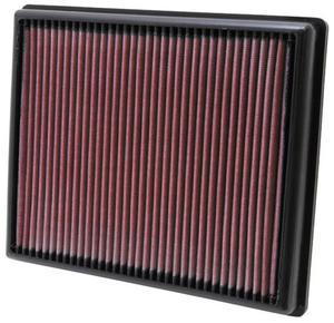 Filtr powietrza wk�adka K&N BMW ActiveHybrid 3 3.0L - 33-2997
