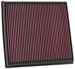 Filtr powietrza wkładka K&N BMW ActiveHybrid 7 3.0L - 33-2428