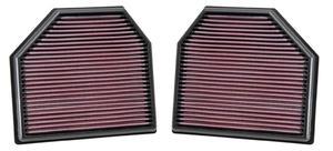 Filtr powietrza wkładka K&N BMW M3 3.0L - 33-2488