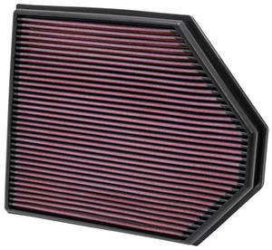 Filtr powietrza wkładka K&N BMW X3 sDrive18i 2.0L - 33-2465