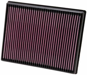 Filtr powietrza wkładka K&N BMW X5 xDrive35d 3.0L Diesel - 33-2959