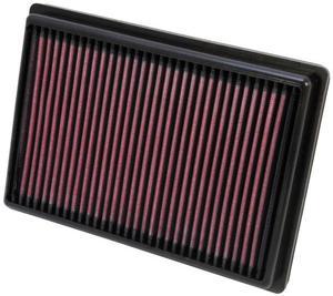 Filtr powietrza wkładka K&N CHEVROLET Aveo 1.4L - 33-2476