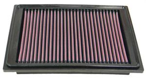 Filtr powietrza wkładka K&N CHEVROLET Corvette 6.0L - 33-2305