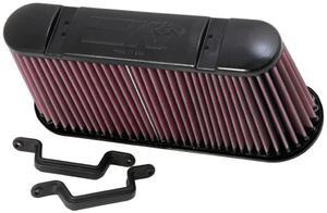 Filtr powietrza wkładka K&N CHEVROLET Corvette 6.2L - E-0782