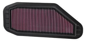 Filtr powietrza wkładka K&N CHEVROLET Spark 1.0L - 33-3001