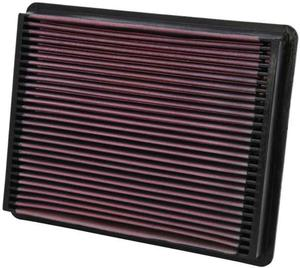 Filtr powietrza wkładka K&N CHEVROLET Tahoe 6.2L - 33-2135