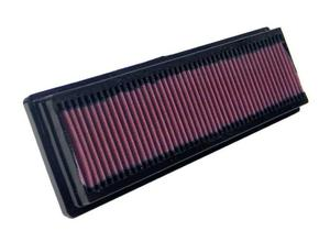Filtr powietrza wkładka K&N CITROEN C3 II 1.1L - 33-2844
