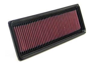 Filtr powietrza wkładka K&N CITROEN C3 II 1.6L Diesel - 33-2847