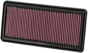 Filtr powietrza wkładka K&N CITROEN Nemo 1.4L - 33-2299