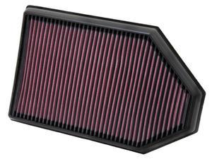 Filtr powietrza wk�adka K&N DODGE Challenger 3.6L - 33-2460
