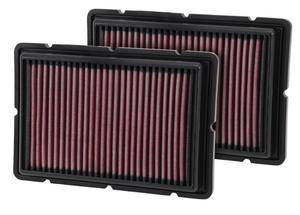 Filtr powietrza wkładka K&N FERRARI 360 3.6L - 33-2494