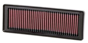 Filtr powietrza wkładka K&N FIAT 500 1.2L - 33-2931