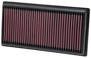 Filtr powietrza wk�adka K&N FIAT 500 0.9L - 33-2981