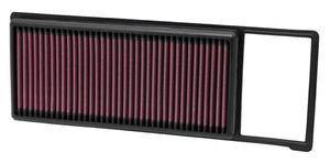 Filtr powietrza wk�adka K&N FIAT 500 1.3L Diesel - 33-2984