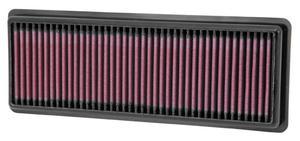 Filtr powietrza wkładka K&N FIAT 500 Abarth 1.4L - 33-2487