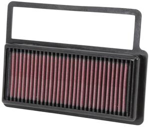 Filtr powietrza wkładka K&N FIAT 500 Abarth 1.4L - 33-3014