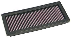 Filtr powietrza wk�adka K&N FIAT Panda II 1.2L - 33-2870
