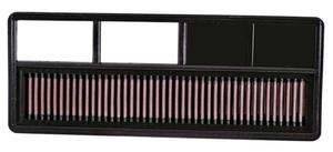 Filtr powietrza wkładka K&N FIAT Qubo 1.3L Diesel - 33-2932