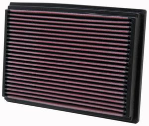 Filtr powietrza wk�adka K&N FORD Fiesta 1.4L - 33-2804