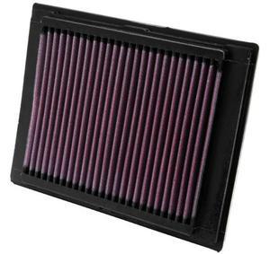 Filtr powietrza wk�adka K&N FORD Fiesta V 1.6L - 33-2853
