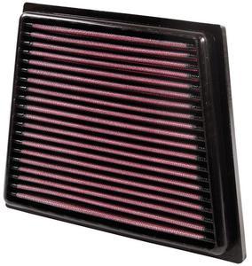 Filtr powietrza wkładka K&N FORD Fiesta VI 1.25L - 33-2955