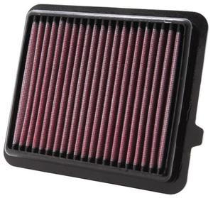 Filtr powietrza wk�adka K&N HONDA Jazz 1.3L - 33-2433