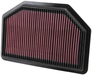 Filtr powietrza wkładka K&N HYUNDAI Genesis Coupe 3.8L - 33-2481