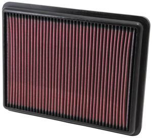 Filtr powietrza wkładka K&N HYUNDAI Santa Fe 2.4L - 33-2493