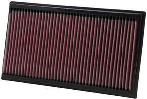 Filtr powietrza wkładka K&N JAGUAR XJ 2.7L Diesel - 33-2273