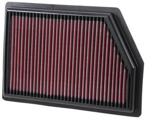 Filtr powietrza wk�adka K&N JEEP Cherokee 2.4L - 33-5009