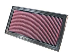 Filtr powietrza wkładka K&N JEEP Compass 2.0L Diesel - 33-2362