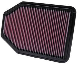 Filtr powietrza wk�adka K&N JEEP Wrangler 3.8L - 33-2364