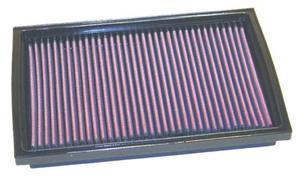 Filtr powietrza wk�adka K&N KIA Sportage 2.0L Diesel - 33-2168