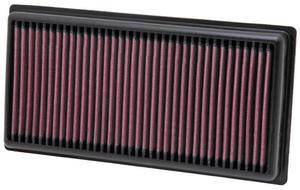Filtr powietrza wkładka K&N LANCIA Ypsilon 0.9L - 33-2981