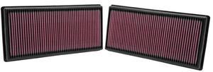 Filtr powietrza wkładka K&N LAND ROVER Range Rover Sport II 5.0L - 33-2446