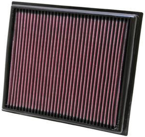 Filtr powietrza wk�adka K&N LEXUS IS F 5.0L - 33-2453