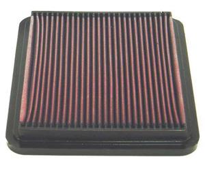 Filtr powietrza wk�adka K&N LEXUS LS430 4.3L - 33-2137