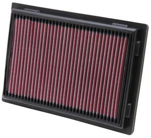 Filtr powietrza wkładka K&N LEXUS LS460 4.6L - 33-2381