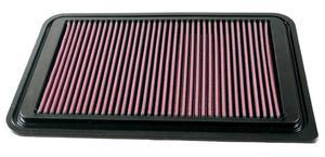 Filtr powietrza wkładka K&N MAZDA 2 1.6L Diesel - 33-2924