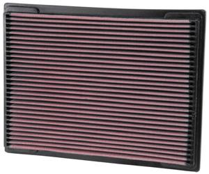 Filtr powietrza wkładka K&N MERCEDES BENZ C200 Kompressor 2.0L - 33-2703
